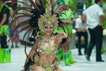 El ritmo del carnaval comenzó a sentirse también en Federación