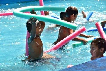 Un verano recreativo lleno de juegos y aprendizaje para los chicos