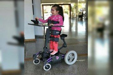 Una empresa entrerriana produce soluciones para niños con discapacidades motrices