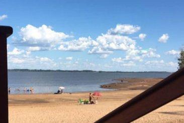 La Municipalidad inahibilitó las playas de Concordia