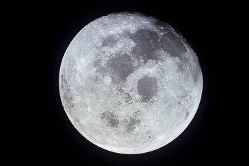 Esperan ver para este domingo la primera superluna del año