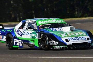 Ponte clasificó 35º en Buenos Aires