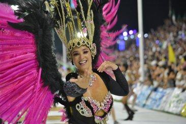 C5N lideró el rating nocturno transmitiendo el carnaval de Concordia