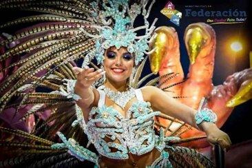 Federación ya tiene la nueva Reina del Carnaval