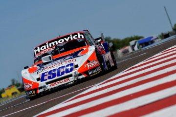 TC: Sigue la puesta a punto del nuevo Ford de Mariano Werner