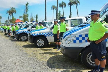 La provincia reforzó los operativos de seguridad por el fin de semana largo