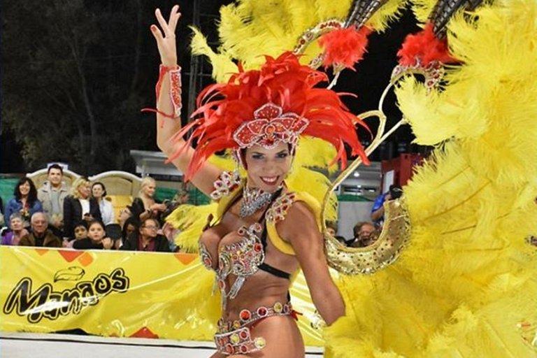 Este lunes se vivirá la última noche del Carnaval de Concordia