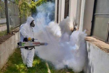 El municipio refuerza los operativos de fumigación y prevención con el Dengue