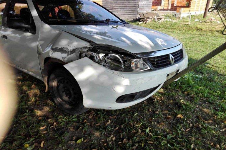 El auto del municipio de Concordia fue recuperado en San Salvador.