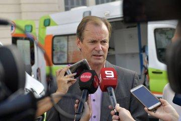 """Bordet: """"Hemos duplicado la cantidad de camas y respiradores en el hospital Masvernat"""""""
