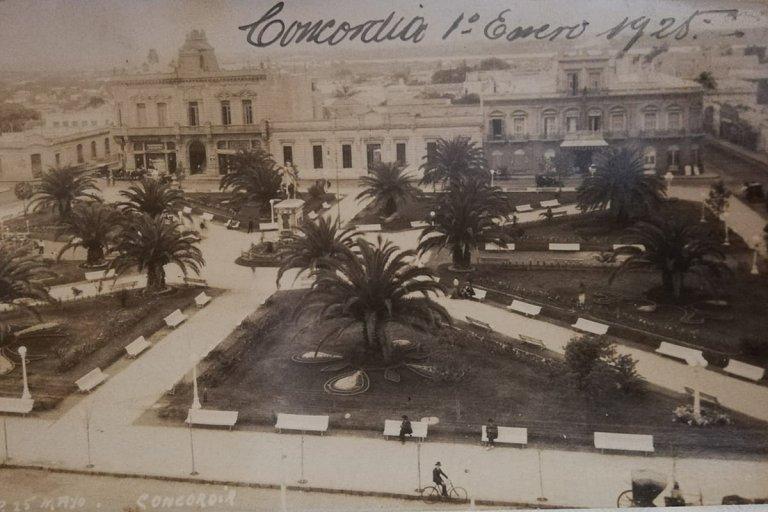 Concordia, 1° de enero de 1925.