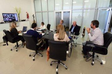 Diputados recibieron información detallada de las medidas tomadas frente a la pandemia