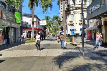 """El Centro de Comercio habla de una """"cierta recuperación económica"""" pero """"muy lenta"""" en Concordia"""