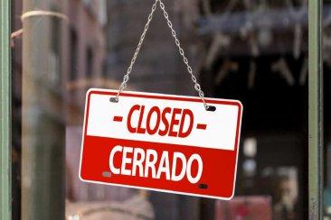 Un informe anticipa que más de la mitad de hoteles de Concordia no reabre para el verano