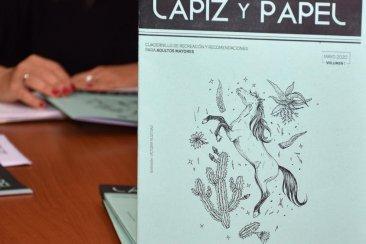 La Secretaría de Cultura de la provincia diseñó un  cuadernillo recreativo para adultas y adultos mayores