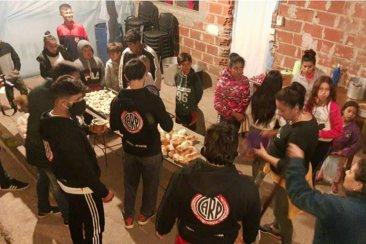 La demanda alimentaria creció y la ciudad pasó a tener más de 140 merenderos