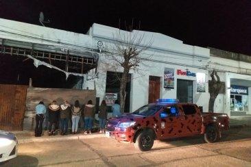 Diecisiete personas demoradas tras violar el aislamiento y concurrir a una fiesta privada