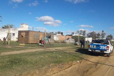 El IAPV explicó qué pasó con la usurpación de un terreno público en el barrio La Bianca