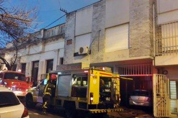 Fatal incendio en una vivienda de la zona céntrica de Concordia