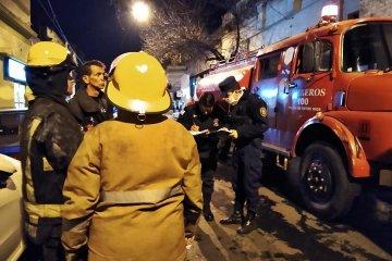 Fue identificada la persona fallecida y otros detalles del incendio en la zona céntrica