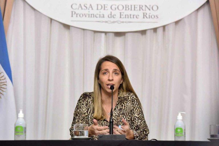 Stratta habló tras los nuevos 4 casos positivos de COVID 19 en Entre Ríos.
