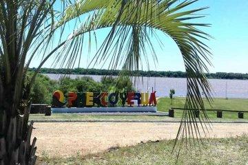 La Planta de Tratamientos de Efluentes de Puerto Yeruá busca financiamiento