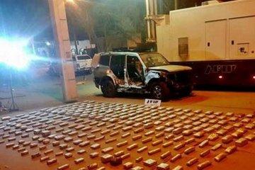 Fiscalía pidió 12 años para las personas que intentaron pasar cocaína por el puente de Salto Grande