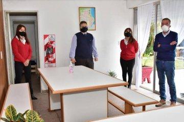 Inauguraron el hogar que brindará asistencia y contención a las personas en situación de calle