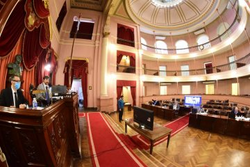 Diputados sesionara esta semana nuevamente de manera semipresencial