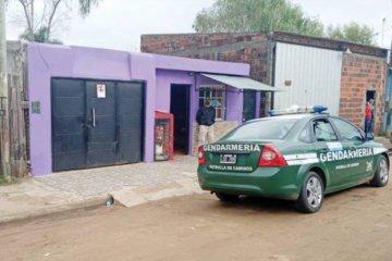 Gendarmería secuestró cocaína y dinero en tres allanamientos por narcomenudeo