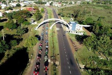 En Chajarí convocan a una marcha de tractores para oponerse de la expropiación de Vicentin