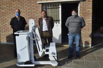 Los hospitales de Concordia siguen recibiendo equipamientos para enfrentar el COVID-19