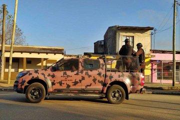 Procedimientos en zona noroeste de Concordia por el feroz tiroteo del pasado jueves