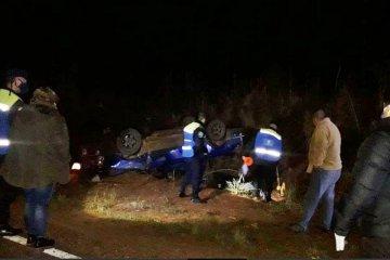 Perdió la vida tras haber volcado su camioneta en uno de los accesos  a  Benito Legeren