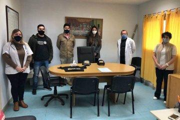 El Hospital Masvernat recibió donaciones para el servicio de Maternidad