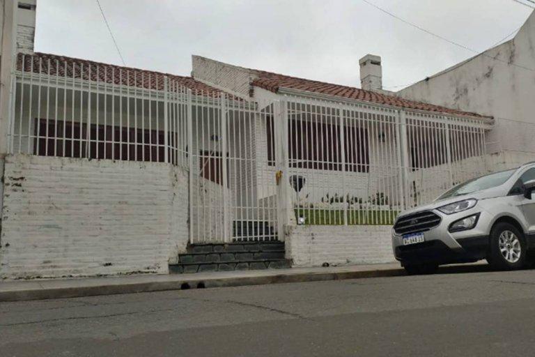 El domicilio donde se cometio el crimen de Teresita Galli