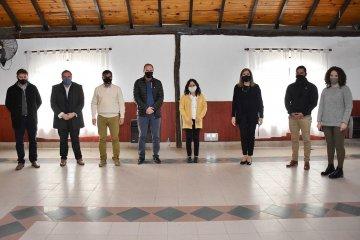 Intendentes del vecinalismo dieron su respaldo al proyecto de ley de emergencia de Bordet