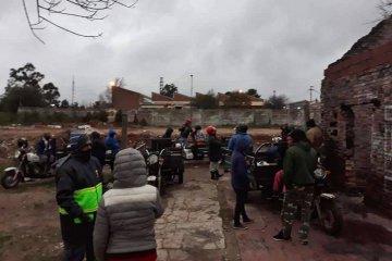 Recicladores piden que no se cierre el Punto Limpio de calle Próspero Bovino