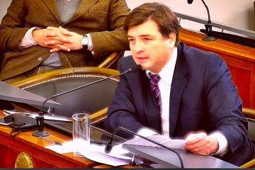 Senadores de Juntos por el Cambio justificaron su rechazno a la ley de emergencia