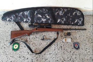 Interceptaron en el norte entrerriano a dos hombres que efectuaban caza ilegal