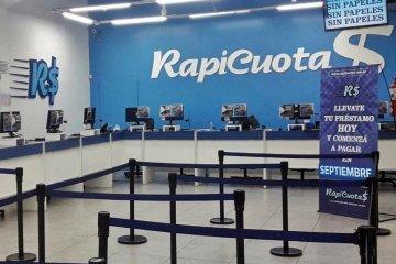 Rapicuotas amplió la cantidad de préstamos en simultáneo y ofrece servicio de crédito a comercios