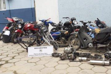 """En diversos allanamientos secuestraron vehículos utilizados en """"corridas clandestinas"""""""