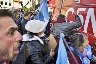 Los concejales justicialistas de Concordia repudiaron las agresiones a periodistas de C5N