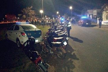 Organizaron una fiesta clandestina en un Apart de Federación y los descubrió la policía