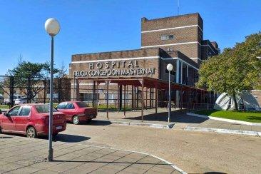 Falleció un paciente con COVID en el hospital Masvernat