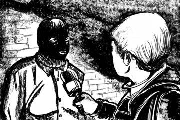 """Herzog contó que gran parte de su film """"Orquesta Roja"""" pudo tener formato de cómic"""