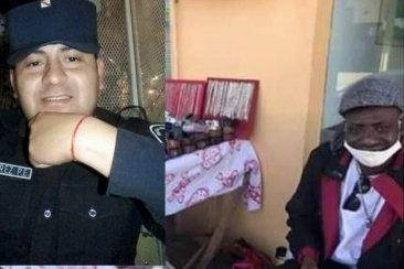 Un vendedor senegalés devolvió billetera con dinero a un policía y no aceptó recompensa