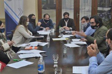 Concejales y funcionarios trataron la actualización de normativas sobre mantenimiento de baldíos