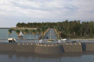 Federación proyecta una nueva costanera en el antiguo emplazamiento