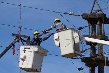 Una zona de Concordia se quedará sin energía eléctrica durante algunas horas del miércoles